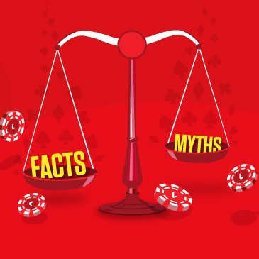 Online Casino Myths and Why They Are False