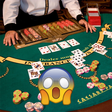 The Worst Blackjack Strategies - Part 2